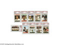 Baseball Cards:Sets, 1964 Topps Baseball High-Grade Complete Set (587). Considered bymany collectors as among the finest sets offered by Topps,...