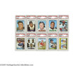 Baseball Cards:Sets, 1967 Topps Baseball High-Grade Complete Set (609). The largest setever produced by Topps up until this time. Interestingl...