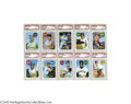 Baseball Cards:Sets, 1969 Topps Baseball High-Grade Complete Set (664). Another sizerecord is broken as Topps offers its largest issue to date....