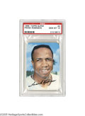 Baseball Cards:Singles (1960-1969), 1969 Topps Super Frank Robinson #2 PSA Gem Mint 10. When nothingbut the best will do. We refer both to the quality of the...