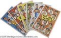 Baseball Cards:Sets, The Finest 1969 Topps Team Posters Set Known. We'd call thiscomplete set of twenty-four posters Mint, but that would be do...