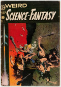 Golden Age (1938-1955):Science Fiction, Weird Science-Fantasy #29 (EC, 1955) Condition: VG+....