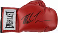 Boxing Collectibles:Autographs, Mike Tyson Signed Everlast Boxing Glove. . ...