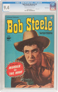 Golden Age (1938-1955):Western, Bob Steele Western #5 Crowley Copy Pedigree (Fawcett Publications, 1951) CGC NM 9.4 Cream to off-white pages....