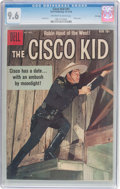 Silver Age (1956-1969):Western, The Cisco Kid #41 File Copy (Dell, 1958) CGC NM+ 9.6 Off-white towhite pages....