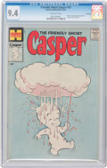 Silver Age (1956-1969):Cartoon Character, Friendly Ghost Casper #10 File Copy (Harvey, 1959) CGC NM 9.4 Off-white pages....