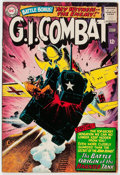 Silver Age (1956-1969):War, G.I. Combat #114 (DC, 1965) Condition: FN-....