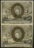 Fractional Currency:Second Issue, Fr. 1232 5¢ Second Issue Very Fine-Extremely Fine.. ...