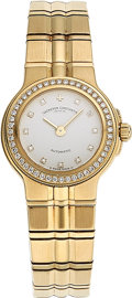 Estate Jewelry:Watches, Vacheron Constantin Lady's Diamond, Gold Phidias Watch. ...