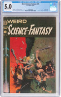 Golden Age (1938-1955):Science Fiction, Weird Science-Fantasy #29 (EC, 1955) CGC VG/FN 5.0 Off-white towhite pages....