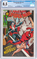 Bronze Age (1970-1979):Superhero, The Amazing Spider-Man #101 (Marvel, 1971) CGC VF+ 8.5 Off-whitepages....