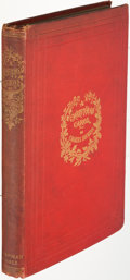 Books:Literature Pre-1900, Charles Dickens. [Christmas Books]. London: [1845-1848]. AChristmas Carol is a later edition, others firsts (varyingst... (Total: 6 Items)
