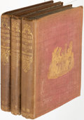 Books:Children's Books, Charles Dickens. A Child's History of England. London: 1852[-1854]. First edition.... (Total: 3 Items)