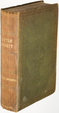 Books:Literature Pre-1900, Charles Dickens. Little Dorrit. London: 1857. First edition, later issue....