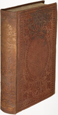 Books:Literature Pre-1900, Charles Dickens. Great Expectations. London: 1862. First edition in one volume. ...