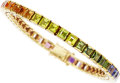 Estate Jewelry:Bracelets, Multi-Stone, Gold Bracelet, H. Stern. ...