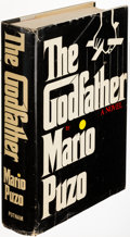 Books:Mystery & Detective Fiction, Mario Puzo. The Godfather. New York: [1969]. Firstedition....