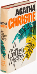 Books:Mystery & Detective Fiction, Agatha Christie. A Caribbean Mystery. London: [1964]. First edition, inscribed....