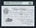 Large Size:Silver Certificates, Fr. 343 $100 1891 Silver Certificate PMG Gem Uncirculated ...