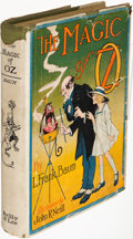 Books:Children's Books, L. Frank Baum. The Magic of Oz. Chicago: [1919]. Firstedition, second state....