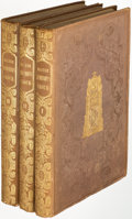 Books:Literature Pre-1900, Charles Dickens. Master Humphrey's Clock. London: 1840. First edition. ... (Total: 3 Items)