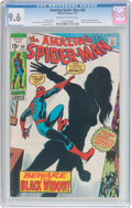 Bronze Age (1970-1979):Superhero, The Amazing Spider-Man #86 (Marvel, 1970) CGC NM+ 9.6 Off-white to white pages....