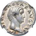 Ancients:Roman Imperial, Ancients: Otho (AD 69). AR denarius (19mm, 3.55 gm, 7h). NGC ChoiceXF 4/5 - 5/5....