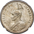 German East Africa, German East Africa: Germany Colony. Wilhelm II Rupie 1897 MS65NGC,...
