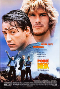 "Point Break & Others Lot (20th Century Fox, 1991). One Sheets (3) (27"" X 40"") DS. Action. ... (Total: 3 It..."