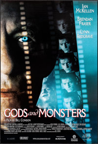 "Gods and Monsters & Others Lot (Lions Gate, 1998). One Sheets (3) (27"" X 40"" & 27"" X 41"") SS..."