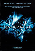 """Unbreakable & Others Lot (Buena Vista, 2000). One Sheets (3) (27"""" X 40"""") DS Advance. Drama. ... (Total: 3..."""