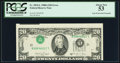 Error Notes:Inverted Third Printings, Fr. 2076-L $20 1988A Federal Reserve Note. PCGS About New 53.. ...