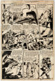 Graham Ingels Planet Comics #61 Story Page 2 Original Art (Fiction House Publ., 1949)