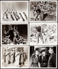 "Movie Posters:Musical, Rita Hayworth in Down to Earth (Columbia, 1947). Photos (12) (8"" X 10""). Musical.. ... (Total: 12 Items)"