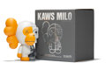 Fine Art - Sculpture, American:Contemporary (1950 to present), KAWS X BAPE. Dissected Milo (White/Grey), 2011. Painted castvinyl. 7-1/4 x 5-3/4 x 5 inches (18.4 x 14.6 x 12.7 cm) (to...