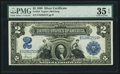 Large Size:Silver Certificates, Fr. 253 $2 1899 Silver Certificate PMG Choice Very Fine 35 EPQ.....