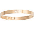 "Luxury Accessories:Accessories, Hermes H D'Ancre Bracelet. Condition: 2. Circumference: 6.2"". ..."