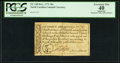 Colonial Notes, North Carolina December, 1771 30s PCGS Apparent Extremely Fine 40.. ...