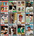 Baseball Cards:Lots, 1974 Topps Baseball Collection (1000+) Plus Traded (76), WashingtonVariations (16) and Team Checklists (35). ...