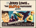 """Movie Posters:Comedy, The Nutty Professor (Paramount, 1963). Half Sheet (22"""" X 28"""").Comedy.. ..."""