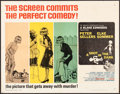 "Movie Posters:Comedy, A Shot in the Dark (United Artists, 1964). Half Sheet (22"" X 28""). Comedy.. ..."