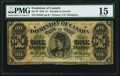 Canadian Currency, DC-8f $1 1878.. ...