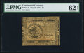 Colonial Notes:Continental Congress Issues, Continental Currency May 10, 1775 $5 PMG Uncirculated 62 EPQ.. ...