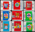 Baseball Cards:Unopened Packs/Display Boxes, 1981-84 Donruss, Fleer & Topps Baseball Wrappers Collection(200+)....