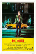 """Movie Posters:Crime, Taxi Driver (Columbia, 1976). One Sheet (27"""" X 41"""") Guy PellaertArtwork. Crime.. ..."""