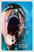 """Movie Posters:Rock and Roll, Pink Floyd: The Wall (MGM, 1982). One Sheet (27"""" X 41"""") Gerald Scarfe Artwork. Rock and Roll.. ..."""