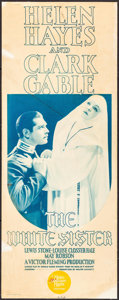 """Movie Posters:Drama, The White Sister (MGM, 1933). Insert (14"""" X 36""""). Drama.. ..."""