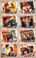 "Movie Posters:Sports, The Long Shot (Grand National, 1939). Lobby Card Set of 8 (11"" X 14""). Sports.. ... (Total: 8 Items)"