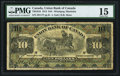 Canadian Currency, Winnipeg, MB-Union Bank of Canada $10 July 1, 1912 Ch. #730-16-10.. ...