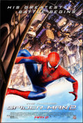 """Movie Posters:Science Fiction, The Amazing Spider-Man 2 (Sony, 2014). Rolled, Very Fine +. OneSheet (27"""" X 40"""") DS Advance. Science Fiction.. ..."""